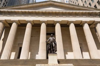 Federal Hall on Wall Street, New York City Tour