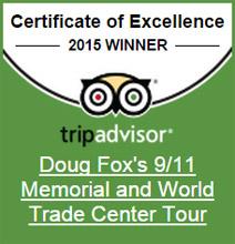 TripAdvisor 2015 Doug Fox WTC