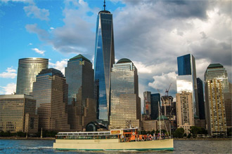 NYC Architecture Boat Tour